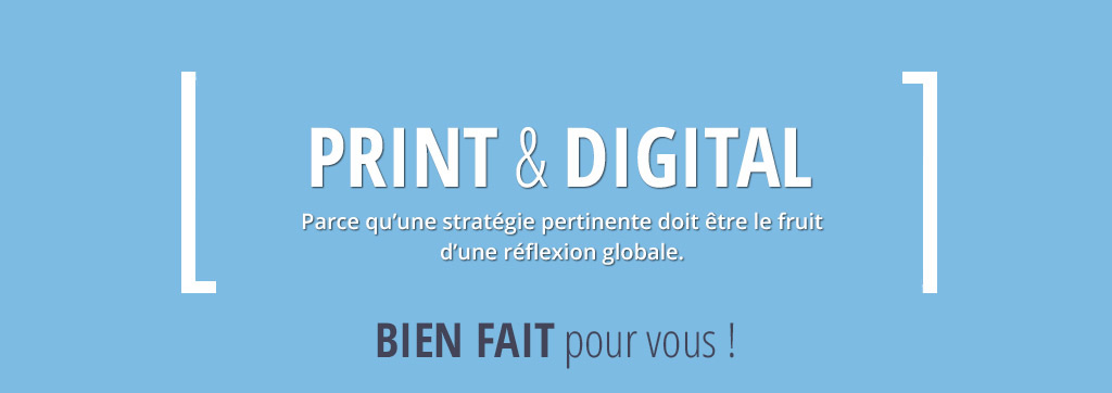 Print et digital